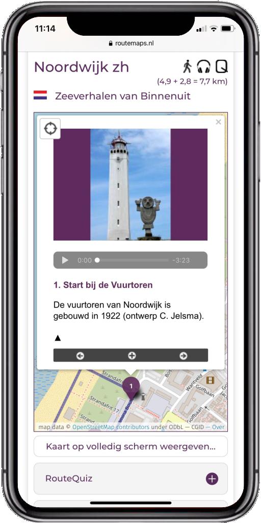 Noordwijk - Zeeverhalen van Binnenuit